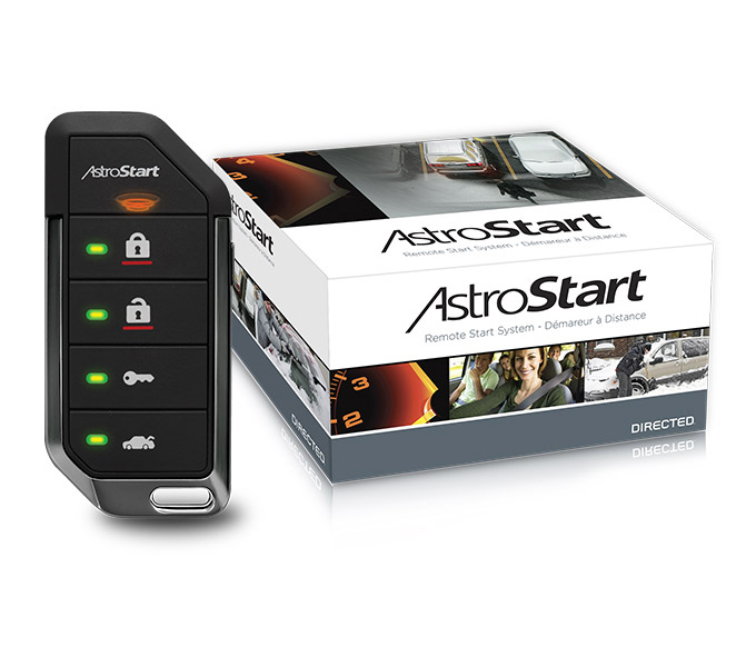 AstroStart Elite Series Digital LED 2-Way