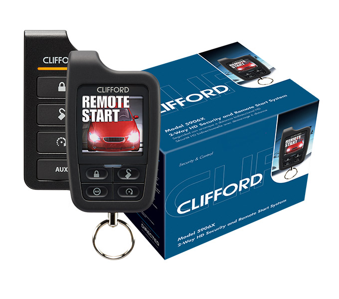 Clifford Color OLED 2-Way