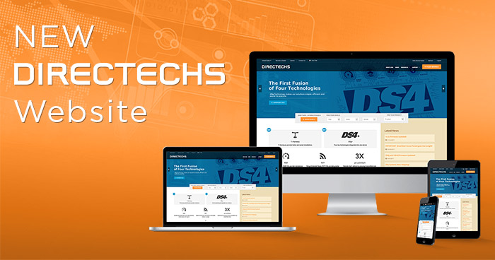 DIRECTED Redesigns Directechs Technical Resource Website