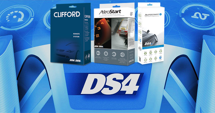 Directed Brings Additional DS4 Products to Clifford, AstroStart and Autostart Brands