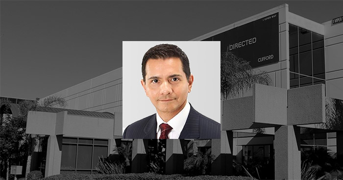 Edgar Mendivil Joins Directed as Vice President of Operations and Supply Chain