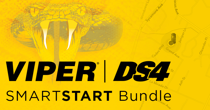 New Viper DS4/SmartStart Bundle